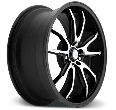 Niche Wheels Monza M140 Side