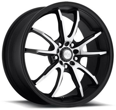 Niche Wheels Monza M140