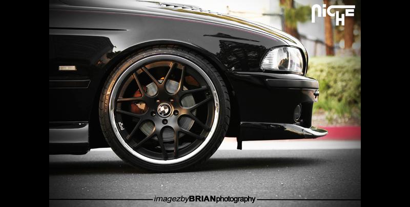 Niche Wheels Mugello M883 BMW M5
