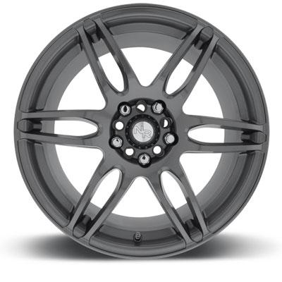 Niche Wheels NR6 M105 Face