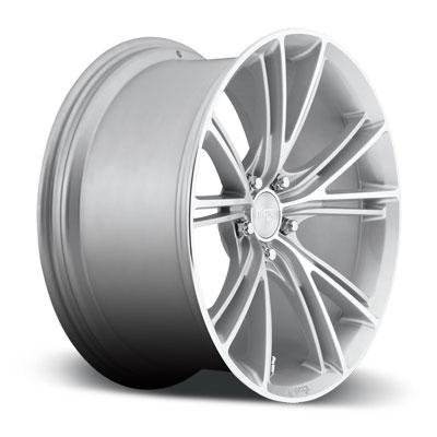 Niche Wheels Ritz M143 Side