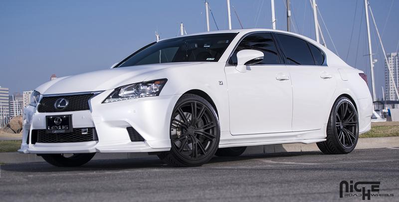 Niche Wheels Ritz M144 Lexus GSF