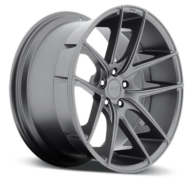 Niche Wheels Targa M129 Side