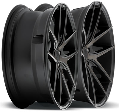 Niche Wheels Targa M130 Staggered