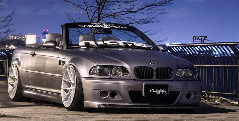 Niche Wheels Targa M131 BMW E46 M3