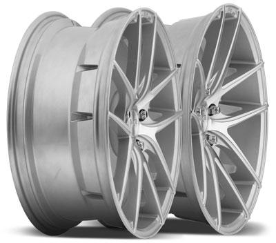 Niche Wheels Targa M131 Staggered