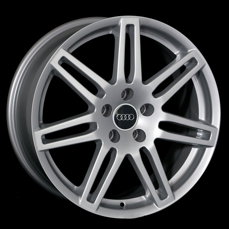 Silver RS4 Style Wheels @ ModBargains.com