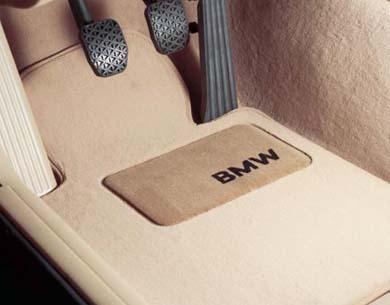 OEM BMW E46 Floor Mats @ ModBargains.com