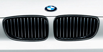 BMW Performance Black Grilles BMW E90/E91