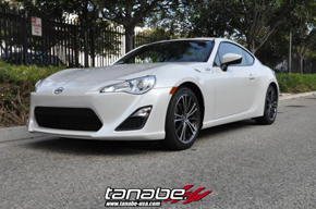 Scion FR-S Tanabe Sustec GF210 Spring front