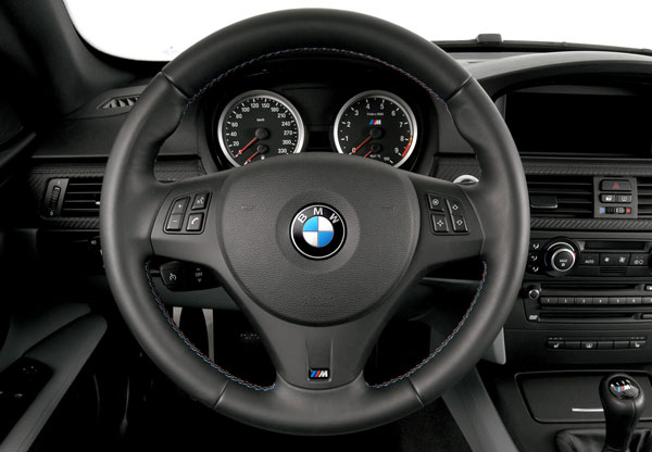 Interior E90 E92 M3 Steering Wheel 1