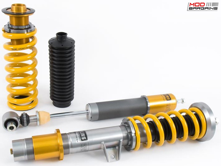Ohlins Road and Track Coilovers for 2012+ BMW 328i 335i F30 - BMS MP00