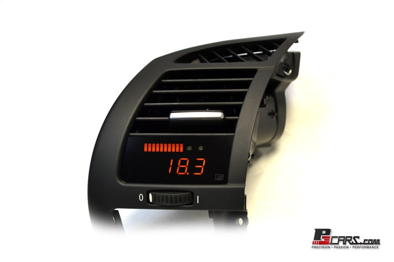 P3 Cars Vent Integrated Digital Gauge BMW E85 Z4