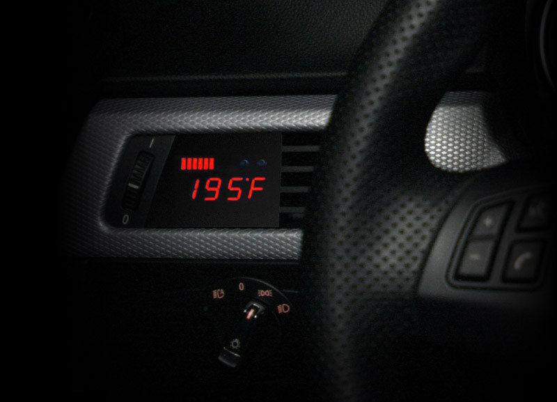 P3 Cars Interior Guage