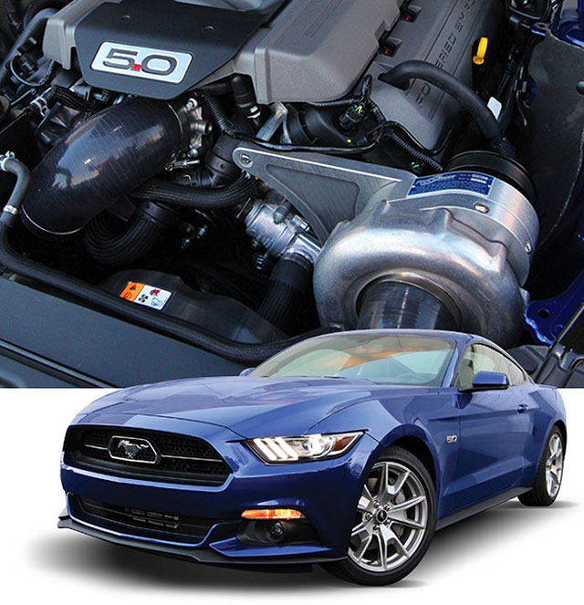 mod bargains auto ProCharger Pro Charger Mustang GT Supercharge kit OEM style