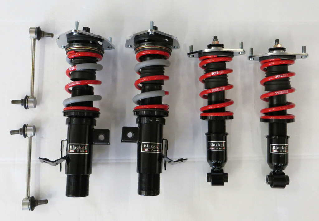 RS-R Black-i Series Coilovers for your FR-S/BRZ