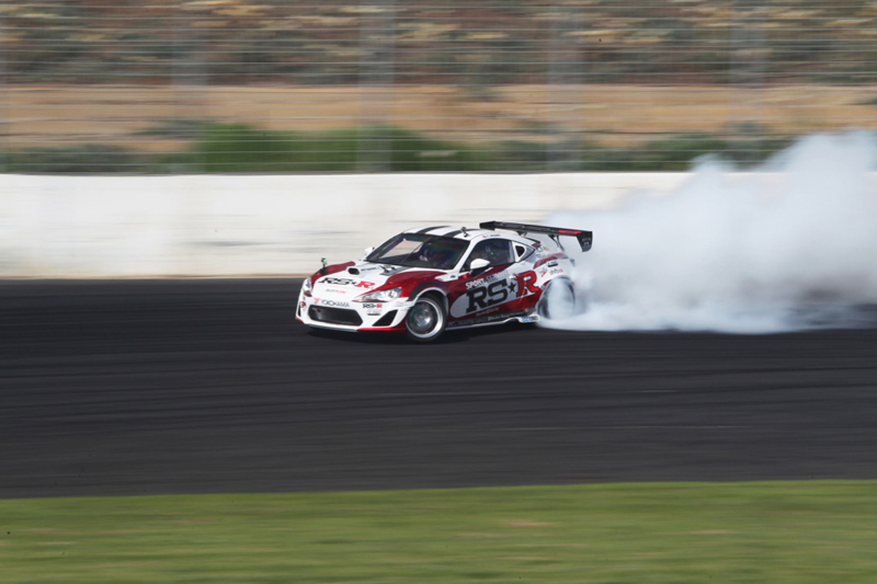 RS-R FR-S full drift