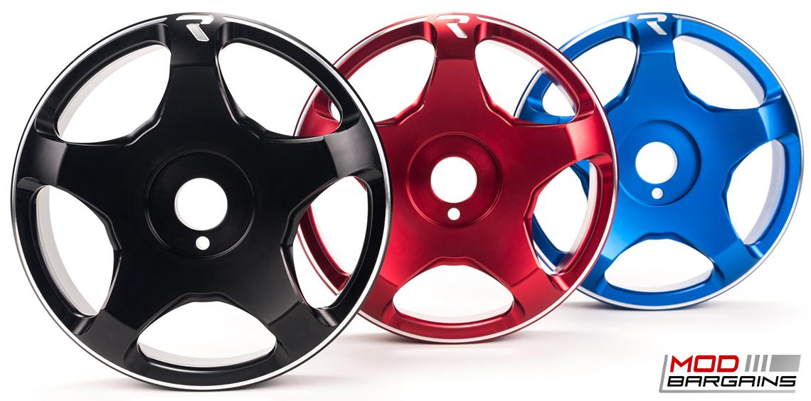 Raceseng Revo Crank Pulley Colors for 2013+ Scion FRS/Subaru BRZ