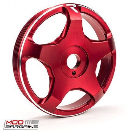Raceseng Revo Crank Pulley Red for Scion FRS/BRZ