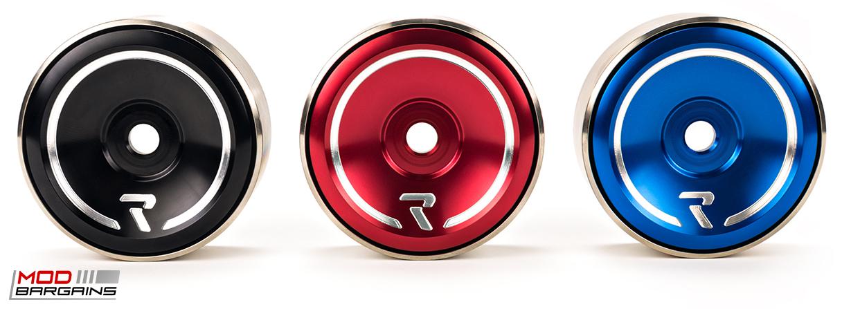 Raceseng Revo Idlers Colors for 2013+ Scion FRS/Subaru BRZ
