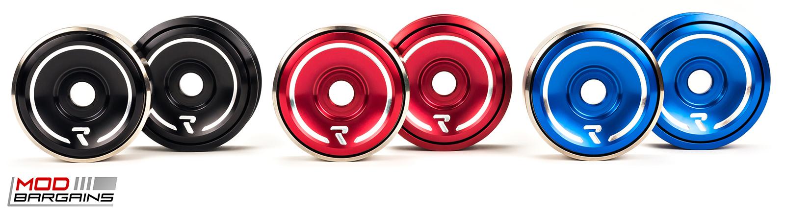 Raceseng Revo Tensioners Colors for 2013+ Scion FRS/Subaru BRZ