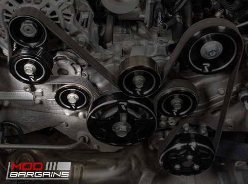 Raceseng Revo Tensioners Location for 2013+ Scion FRS/Subaru BRZ