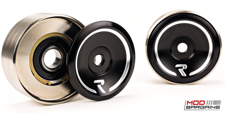 Raceseng Revo Tensioners in Black - 36142011B