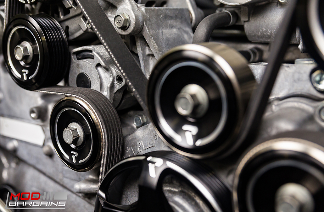 Raceseng Revo Tensioners Close Up 2013+ Scion FRS/Subaru BRZ
