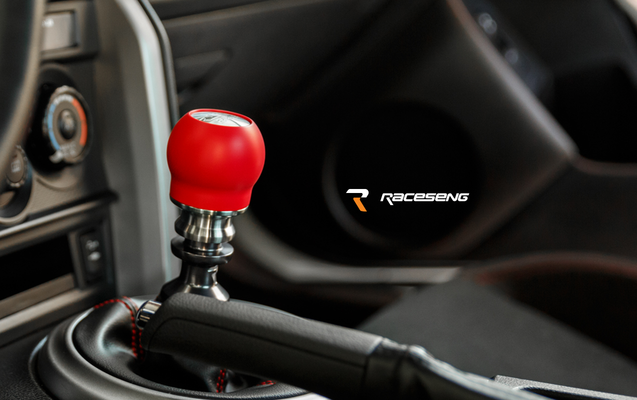 Raceseng SphereologyShift Knob for 2013+ Scion FRS/Subaru BRZ [RS-SP-FRSBRZ]