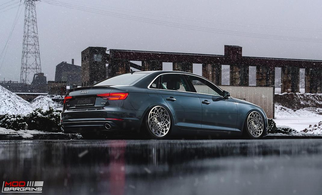 Radi8 R8B12 Wheels on Audi