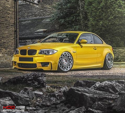 Radi8 R8B12 Wheels on BMW