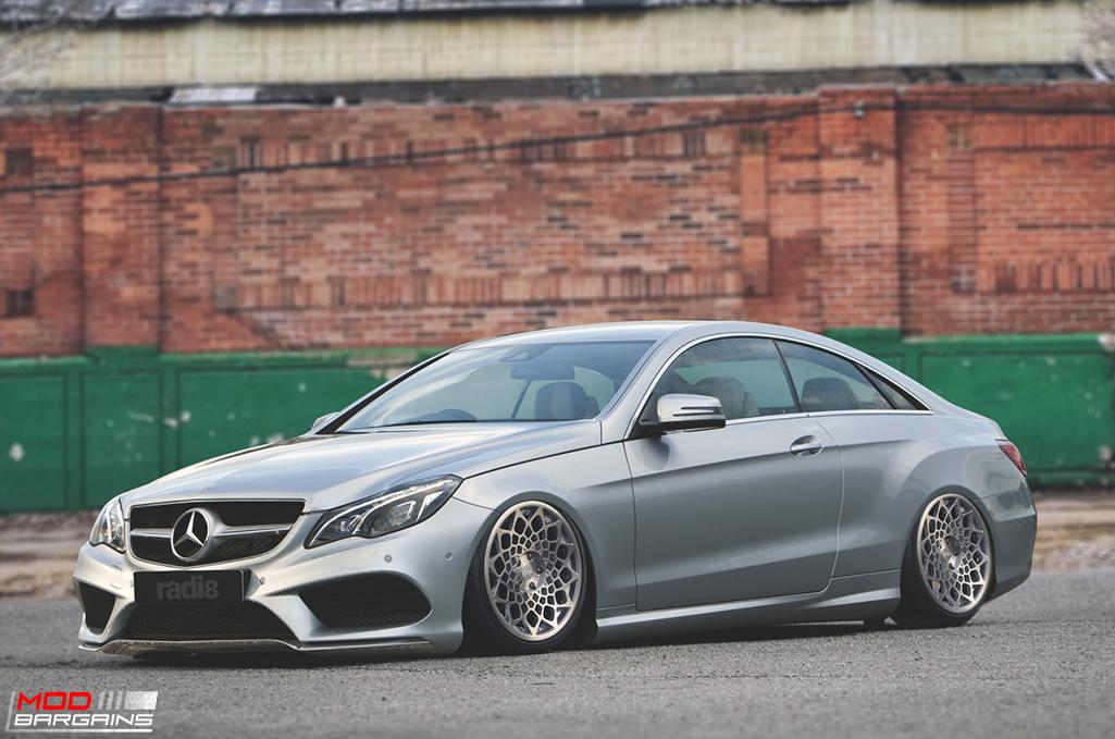 Radi8 R8B12 Wheels on Mercedes Benz (2)