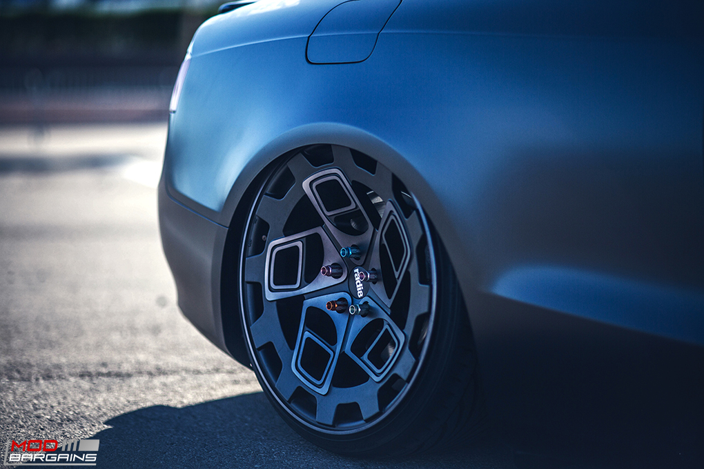 Radi8 R8CM9 Wheels Installed on Audi (2)
