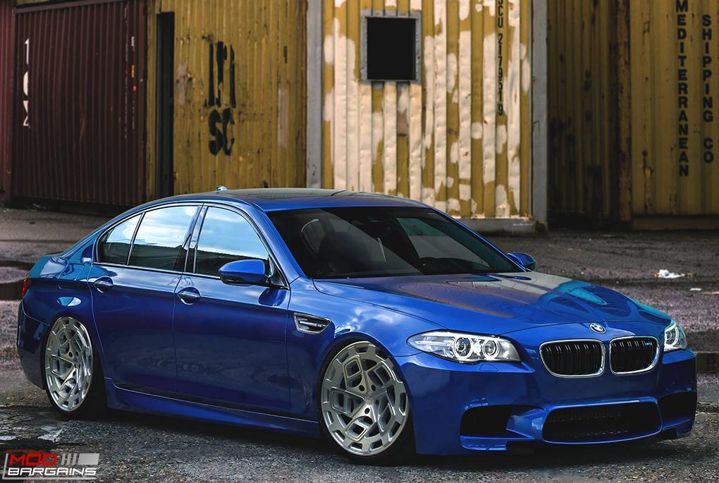Radi8 R8CM9 Wheels Installed on BMW (4)