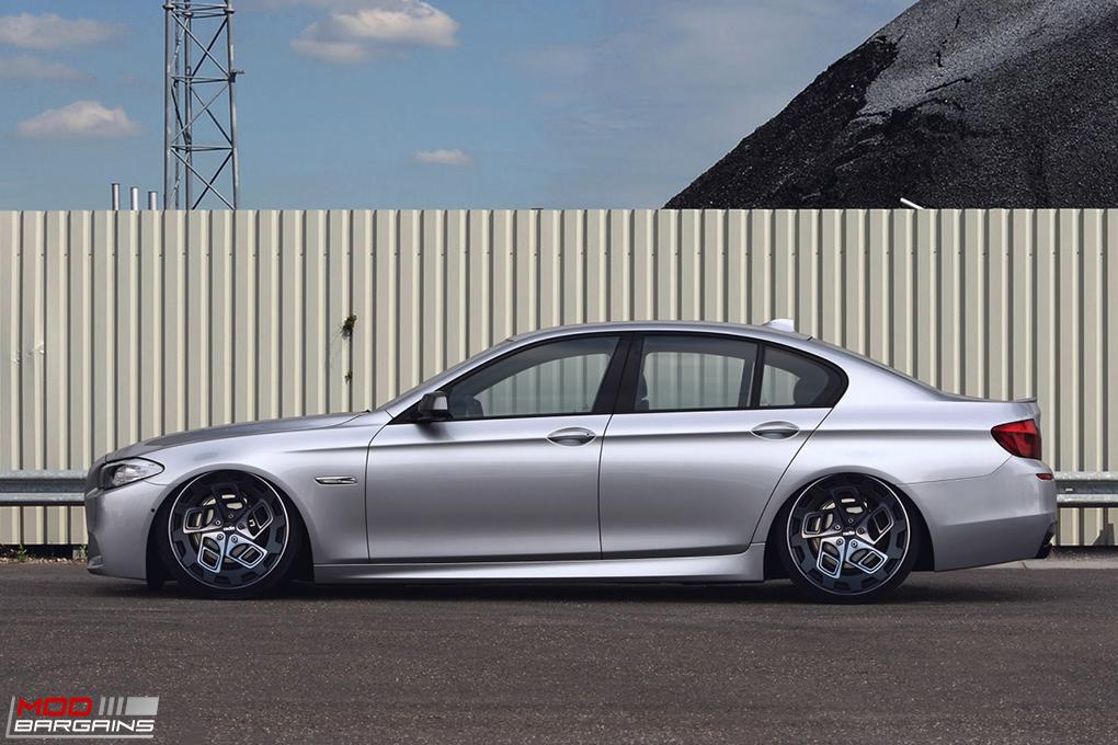 Radi8 R8CM9 Wheels Installed on BMW (3)