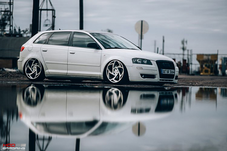 Radi8 R8S5 Wheels Installed on Audi (7)