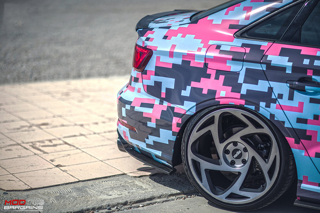 Radi8 R8S5 Wheels Installed on Audi (3)