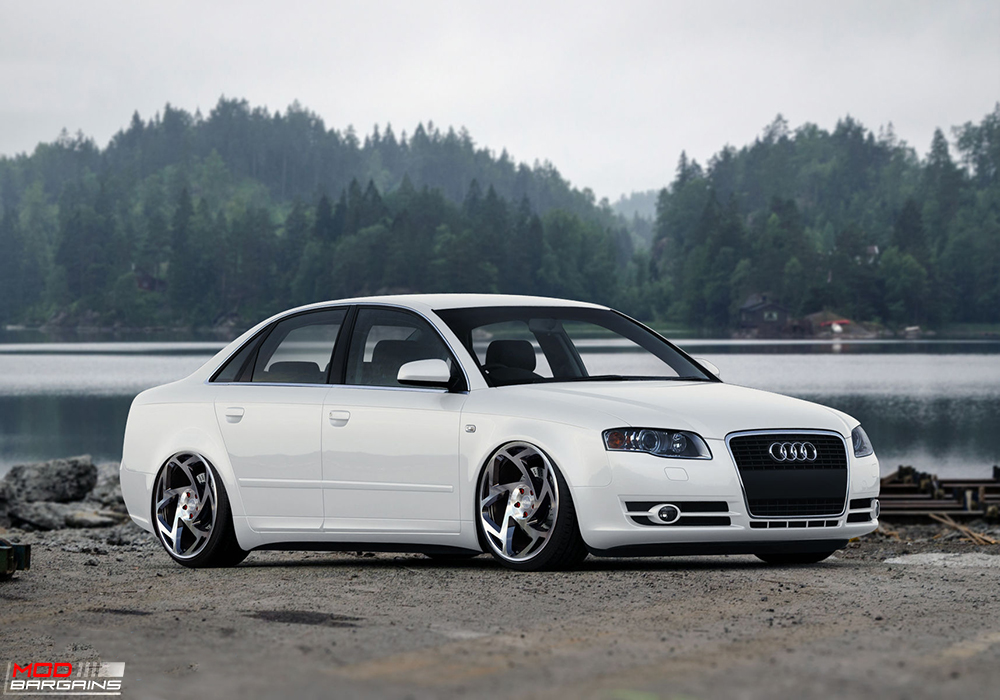 Radi8 R8S5 Wheels Installed on Audi (5)
