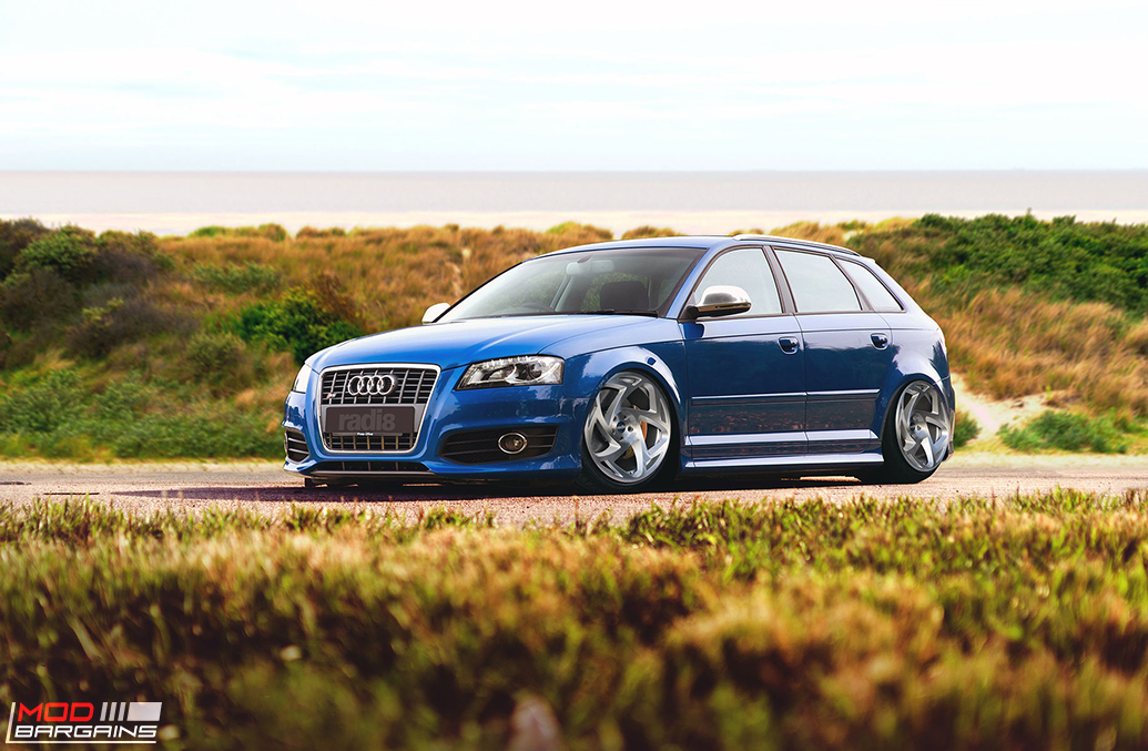 Radi8 R8S5 Wheels Installed on Audi (6)