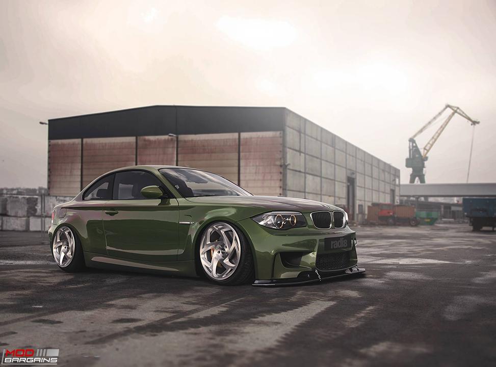 Radi8 R8S5 Wheels Installed on BMW (2)