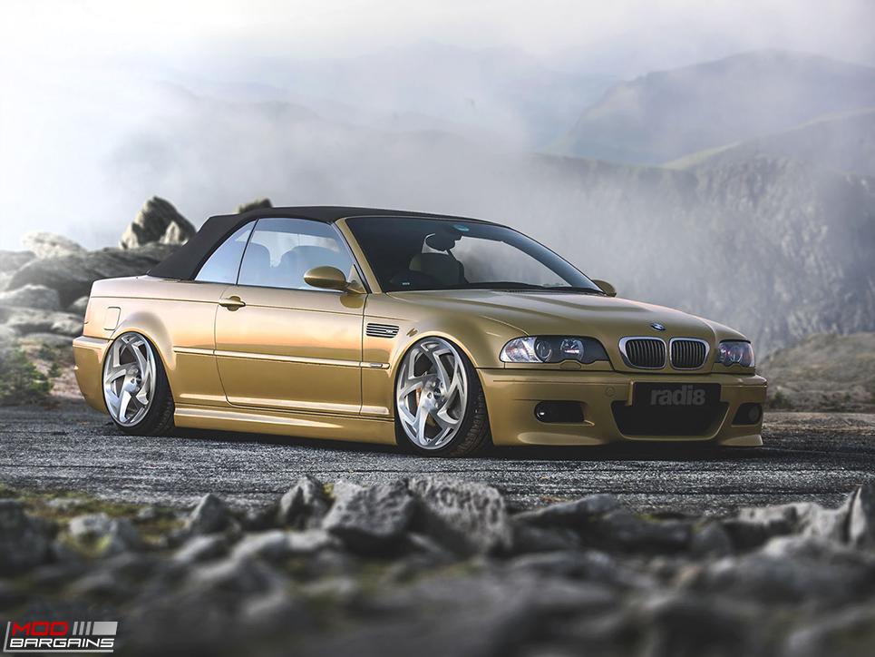Radi8 R8S5 Wheels Installed on BMW (3)