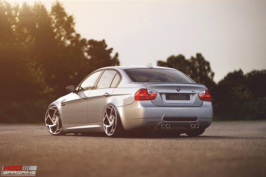 Radi8 R8S5 Wheels Installed on BMW (4)