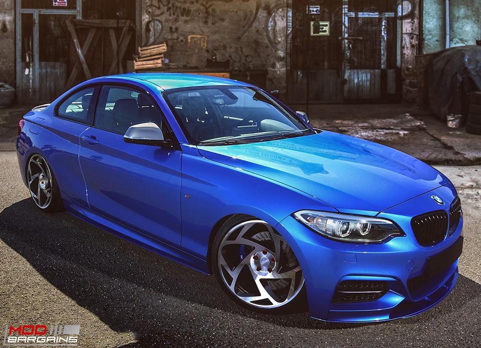 Radi8 R8S5 Wheels Installed on BMW (5)