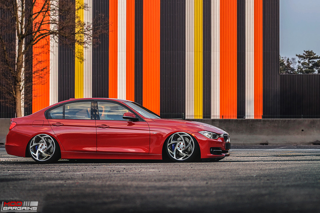 Radi8 R8S5 Wheels Installed on BMW (6)