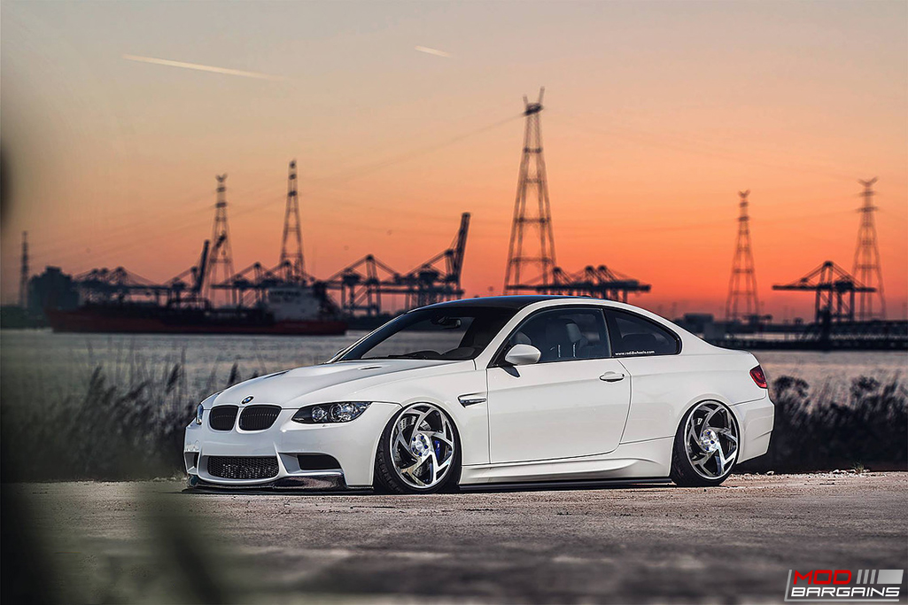 Radi8 R8S5 Wheels Installed on BMW