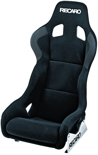 Recaro Profi SPG XL Black Velour