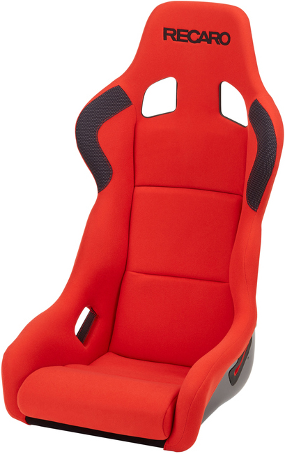 Recaro Profi SPG XL Red Velour