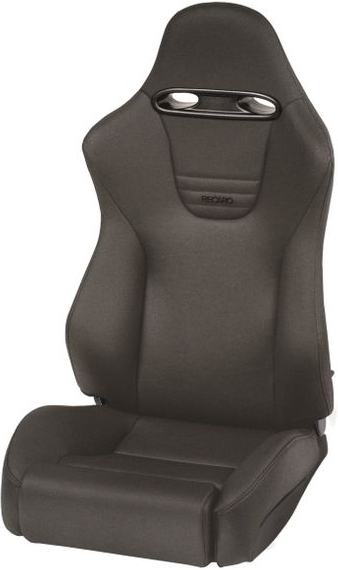 Recaro Sport in Grey Nardo