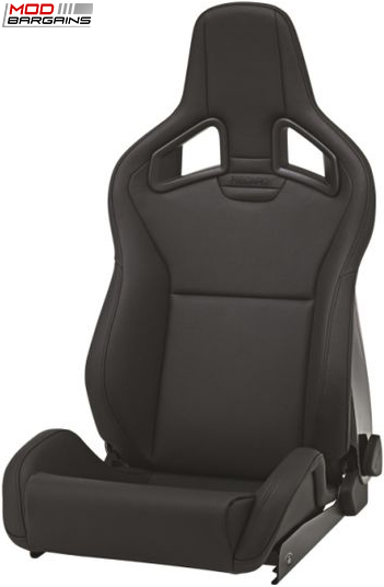 Recaro Sportster CS in Black Leather