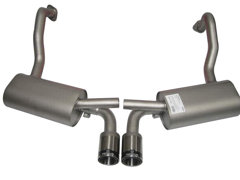 Remus Sport Exhaust for Porsche Boxster S / Cayman S 981 (4)